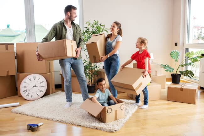 Newton MA Packing Services